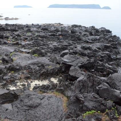 阿武火山群① 笠山