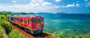 観光列車の写真