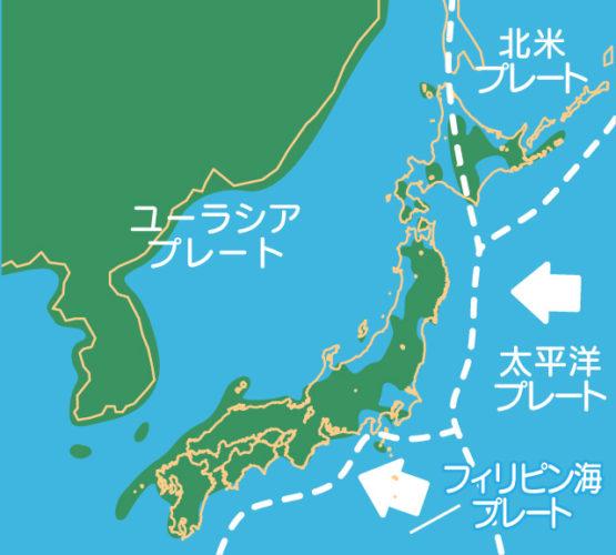 萩・阿武のマグマの活動のイメージ01