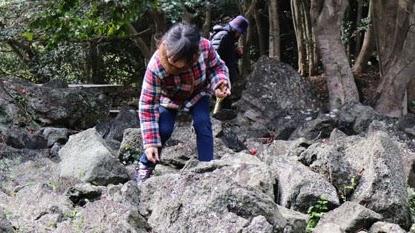 火山と遊ぼうの写真01