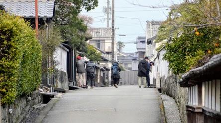 地球目線のまち歩き in 萩城下町の写真01
