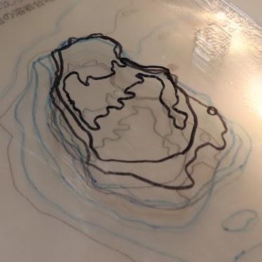 3D地形図をつくろうの写真