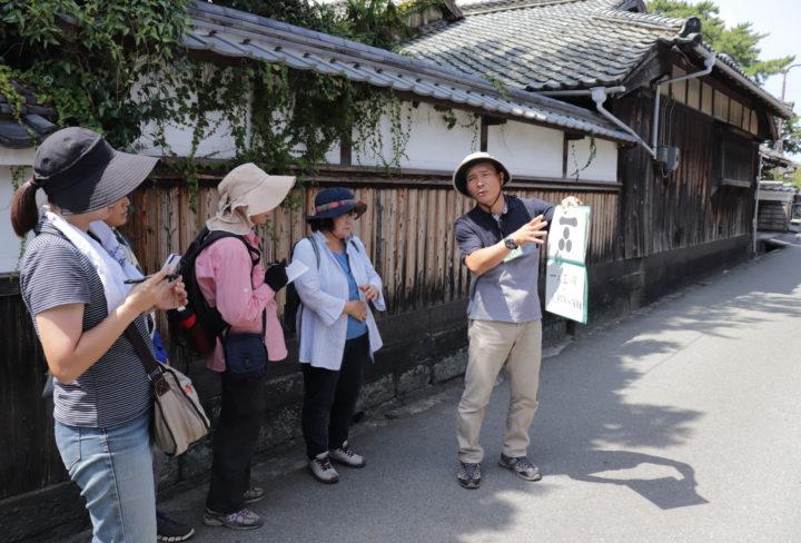萩城下町ジオガイドの写真01
