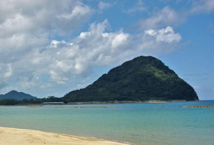 菊ヶ浜・指月山の写真
