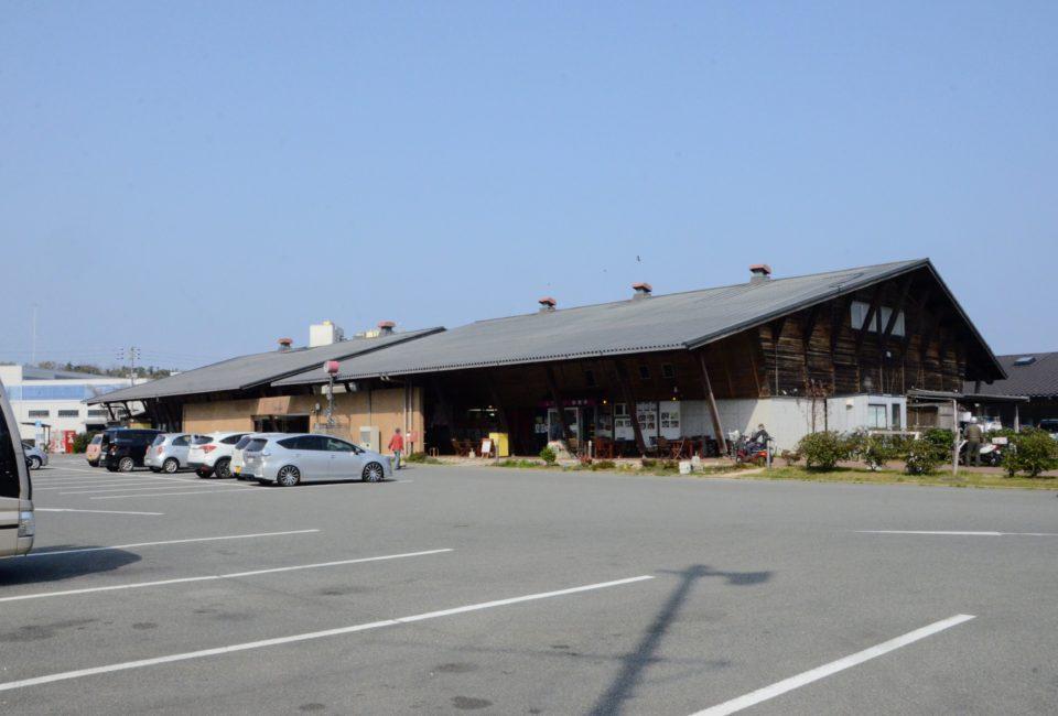 道の駅「萩しーまーと」の写真