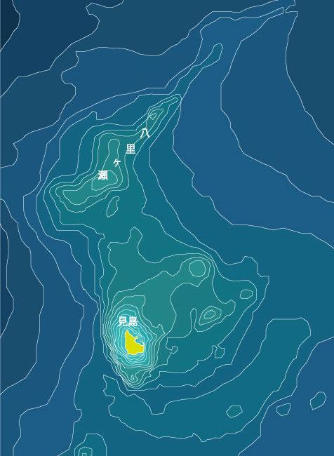 八里ヶ瀬の図