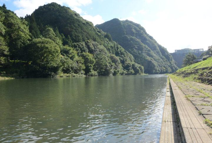 阿武川カヌー体験の写真02